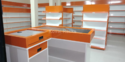 Store Checkout Counter 4 X 3