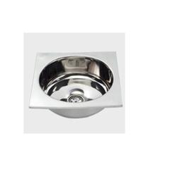 Single Round Bowl Sink