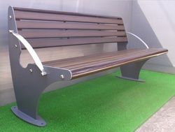 Luxury Outdoor Garden Bench