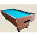 Wooden Regular Pool Table