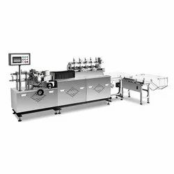 Embroidery Zone Automatic Paper Straw Making Machine