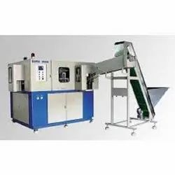 Fully Automatic Plastic Bottle Making Machine