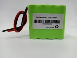 Das 7.8Ah 7.4V Lithium Ion Battery, 7.4 V, Battery Type: Lithium-Ion