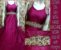 Silk Party Dresses