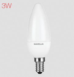 New Adore LED 3W Candle Lamp