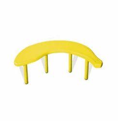 Banana Table Pre Play School Furniture
