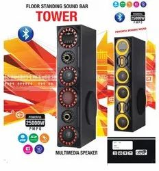 Multimedia Tower Speaker