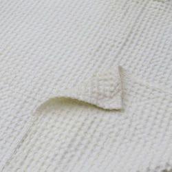 Cotton Waffle Honeycomb Fabric