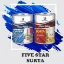 Vinco Paints Five Star Surya Gp Synthetic Enamel Paint, Packaging Type: Can