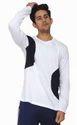 Jopo Arc Style Crew Neck Long Sleeve T-shirt