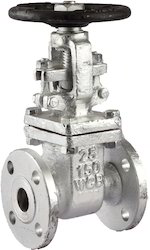 Flanged end SS Gate Valve