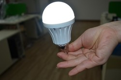 Chinese Round Rechargeable LED Bulb, Base Type: B22