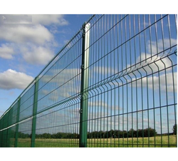Weld Mesh Fence System