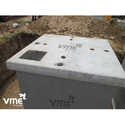 Square Concrete Water Tank