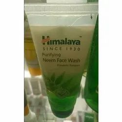 Herbal Tube Himalaya Purifying Neem Face Wash, Features: Prevents Pimple, Packaging Size: 150 Ml