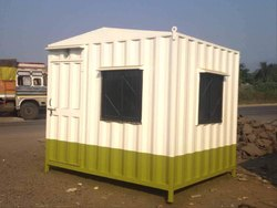 Prefab Security Cabin
