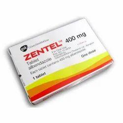 Zentel 400 Mg
