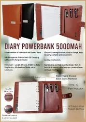 Diary Power Bank 5000mah - Giftana