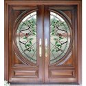 Wood Wooden Panel Door