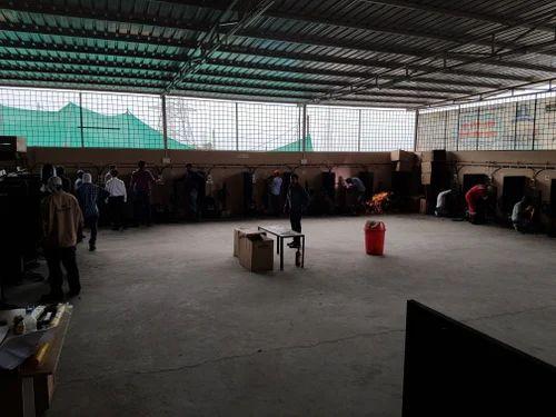 Welders Trade Test Facility