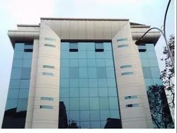 Acp Cladding Work, for Outdoor