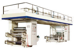 BOPP Brown Self Adhesive Making Machine
