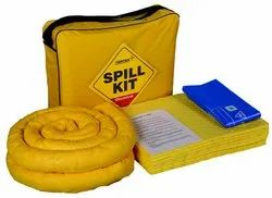 Gallon Bag Chemical Spill Kit, Container Size: 25, for Industrial