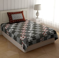 Home Cotton Single Bed Sheet