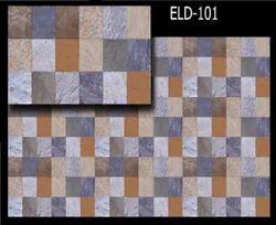 ELD-101 Elevation Hard Hexa Ceramic Tiles