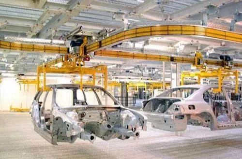 Precesion Conveyor System I Beam Overhead Conveyor, Capacity: 100 kg  onwards, | ID: 10700312091
