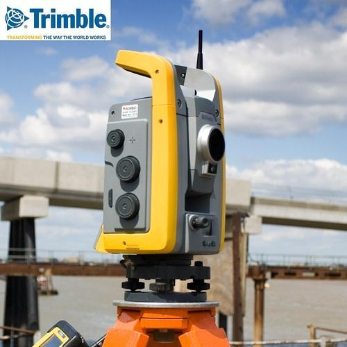 Trimble S5 Total Station, Compass, Telescopes & Survey Tools