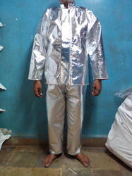 Arar Aluminized Fire Suits
