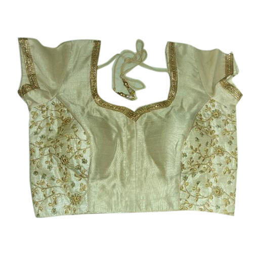 Wedding Blouses Embroidery Wedding Blouses Manufacturer From Thane
