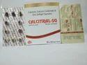 Calcitriol Calcium Carbonate Zinc Capsules
