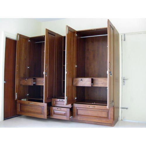 Wooden Portable Wardrobe Height 9 10 Feet
