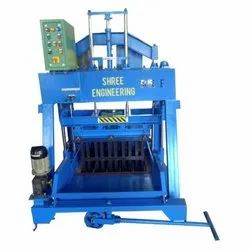 SE Solid Block Making Machine Double Stroke