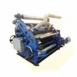 Senior Boxmac Fingerless Type Single Facer Corrugation Machine