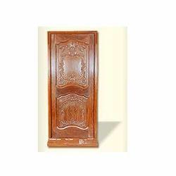 Alhyatt Standard Wooden Door