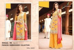 Eshaal vol 8 nX Fancy Salwar Suit