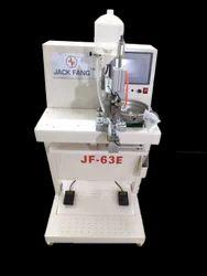 Jack Fang Single Head Pearl Attaching Machine I Moti Machine I Pearl Riveting Machine