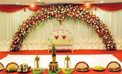 One Day Marriage Hall Decoration, Pan India