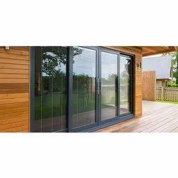 Glass Aluminium Sliding Door, Interior