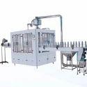 Semi Automatic Bottling Machine