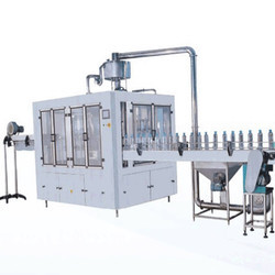 Semi Automatic Bottling Machine
