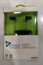 Syska Wireless Earphones