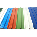 Colour Coated MS Roofing Sheet