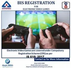 BIS Registration For Electronic Video Games