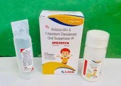 Amoxycillin & Potassium Clavulanate Oral Suspension