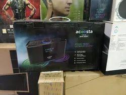 Black Acoosta Sony