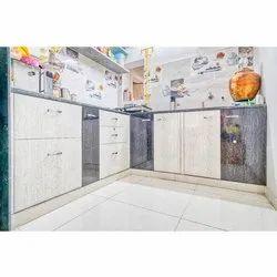 PVC Modular Home Kitchen